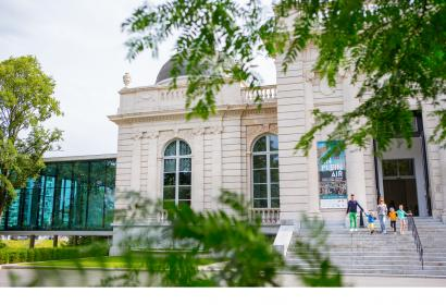 Museo La Boverie a Liegi - Belle Arti e Esposizioni