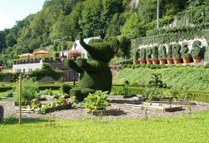 NOVEDADES en el Parque de la Topiaria de Durbuy - El arte de la escultura vegetal