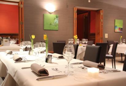 Hostellerie Dispa, gezellig hotel en gastronomische halte