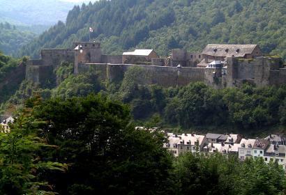 Bouillon - Château-fort - Panorama