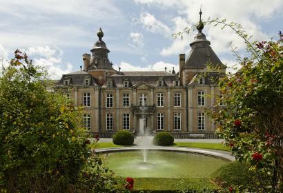 Venez visiter le Château de Modave datant du XVII