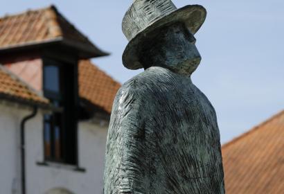 Statue - Fondation - Folon