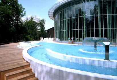 Spa - Thermes - eau - fontaine