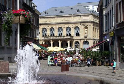 Ontdek het Théâtre de Namur
