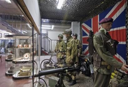 La-Roche-en-Ardenne - Musée - Bataille des Ardennes