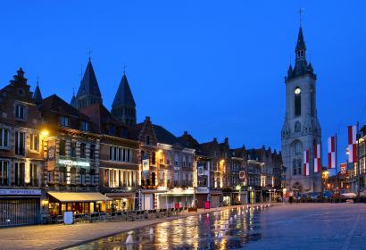 Tournai - Grand-Pace - Beffroi - UNESCO