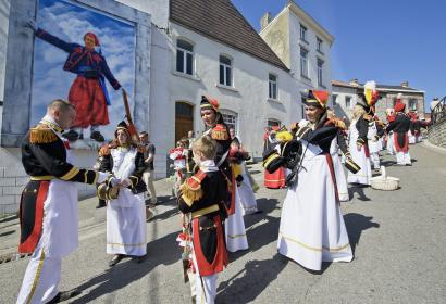 Gerpinnes - Marche Sainte-Rolende - patrimoine immatériel de l'UNESCO