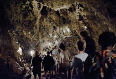 Verken La Merveilleuse, een grot in Dinant