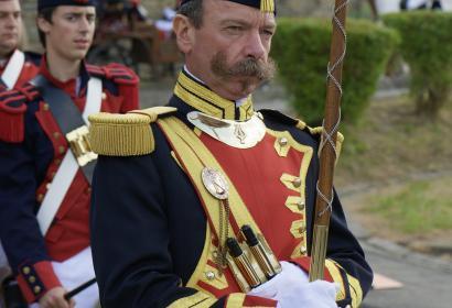 Assistez à la Marche Folklorique Saint-Roch, patrimoine immatériel de l'UNESCO