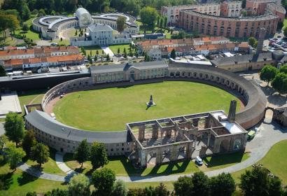 Venez visiter le site historique du Grand-Hornu, patrimoine mondial de l'UNESCO depuis 2012