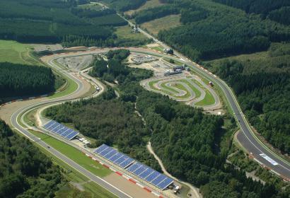 Découvrez le Circuit de Spa-Francorchamps