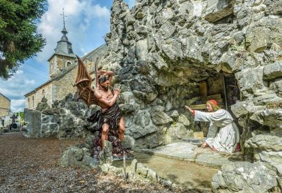Grotte - Saint-Antoine - Padoue