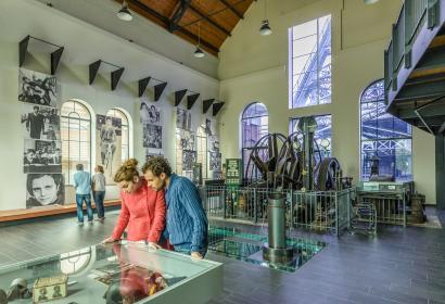 Ontdek de geschiedenis van het Bois du Cazier in Marcinelle