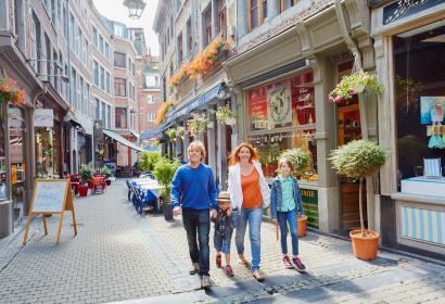 Balade Shopping Namur