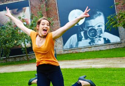 Venez découvrir le Musée de la Photographie à Charleroi (Mont-sur-Marchienne), dans le Hainaut