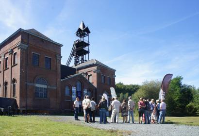 Ecomusée du Bois du Luc - Tourisme industriel - Membres de WBT - Attractions touristiques et musées - Attraction