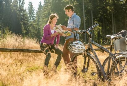 Découvrez les Hautes Fagnes à vélo