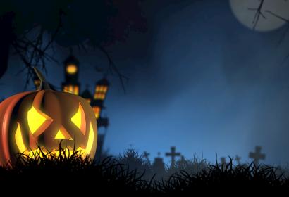 Halloween - citrouille - jack o lanterne