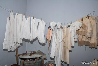 Musée de la vie d'autrefois et du Tarare de Racour - lessivier