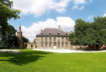 Entdecken Sie das Château de Trazegnies in Charleroi