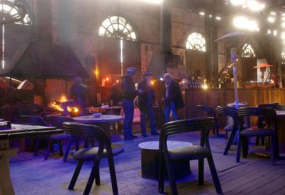 Venez découvrir ce magnifique site, haut lieu du patrimoine historique et industriel du bassin de Charleroi, grâce aux nombreux événements qu'organise Le Rockerill à Marchienne-au-Pont