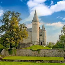 château - contes des fées - Celles