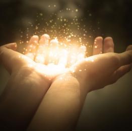 Magie - mains - Fotolia