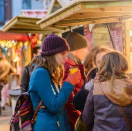 Ontdek de kerstmarkt van Charleroi