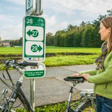 La Wallonie picarde à vélo
