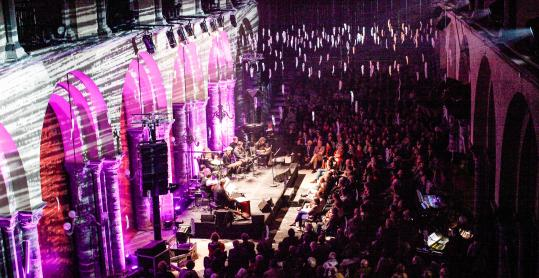 Les inattendues - Musique et Philosophies à Tournai